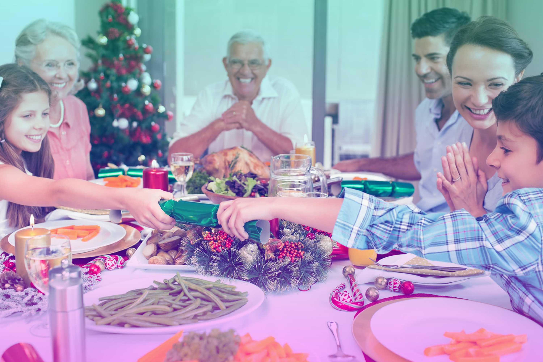 Diciembre puedes tener una dieta saludable sin sacrificios
