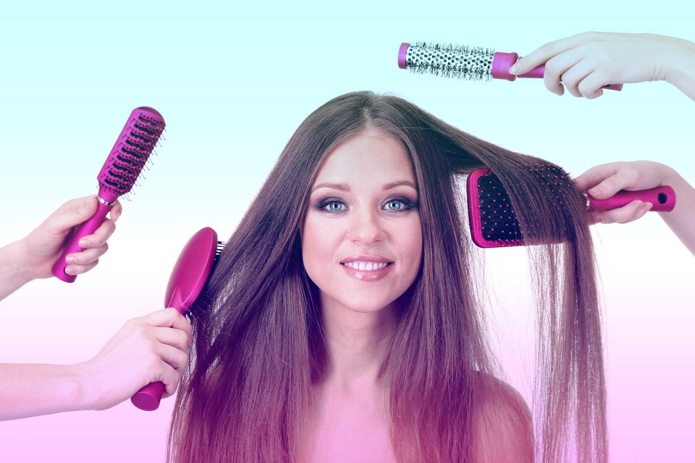 Cómo cepillar (bien) tu pelo para tenerlo super